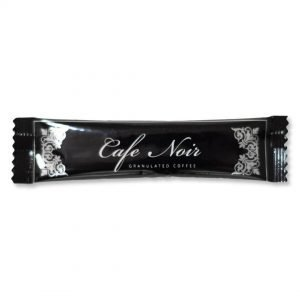 Cafe Noir portion control instant coffee sticks
