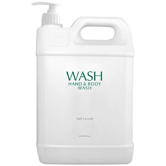 Eco Fresh Hand & Body Wash Refill 5Ltr