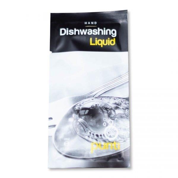 dishwashing liquid sachets