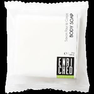 enriched body soap 24g